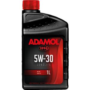Adamol Winter-Motoröl 1 Liter 5W-30 Longlife