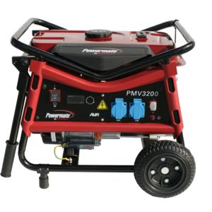 Stromerzeuger Pramac-Powermate Modell WX 3200/230V 2450 Watt
