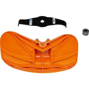 Stihl Häckselmesser-Startpaket 27mm 2-F inkl.Schutz und Anbausatz 4147 007 1011