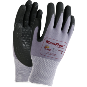 Handschuhe MaxiFlex Endurance 844 Gr.10 Nylon-Gewirk / Nitrilbeschichtung ATG