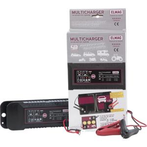 Elmag Automatik-Batterieladegerät 6/12V Multicharger 14120