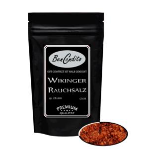 Wikinger Rauchsalz- kleiner Arombeutel 75 Gramm