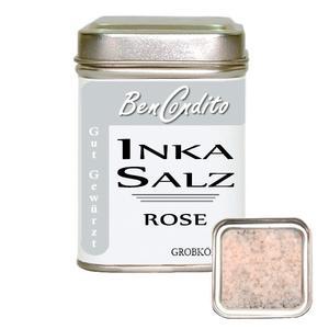 Inka Salz in der Salzdose