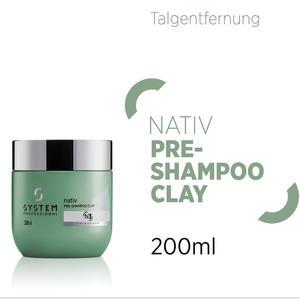 System Professional Nativ Pre-Shampoo Clay 200 ml