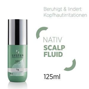 System Professional Nativ Scalp Fluid 125 ml