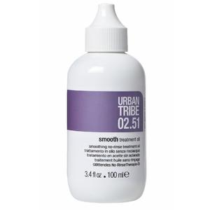 Urban Tribe Smooth Treatment Oil 02.51 100ml