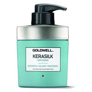 Goldwell Kerasilk Repower Intensive Volume Treatment 500 ml inclusive Pumpe