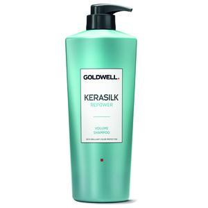 Goldwell Kerasilk Repower Volume Shampoo 1000 ml inclusvie Pumpe