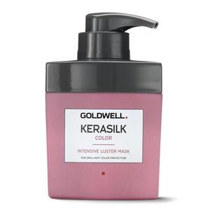 Goldwell Kerasilk Color Intensive Luster Mask 500 ml inclusive Pumpe