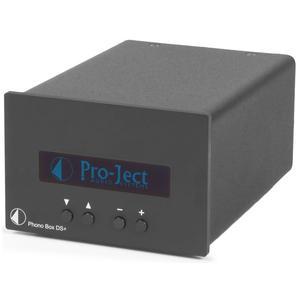 Pro-Ject Phono Box DS+ Schwarz