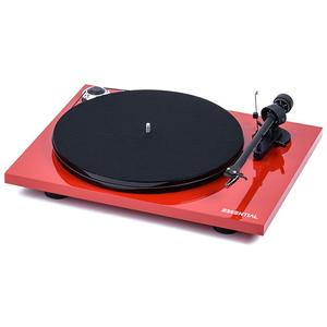 Pro-Ject Essential III Bluetooth Rot