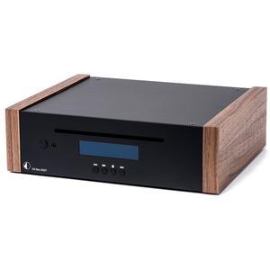 Pro-Ject CD Box DS2 T Schwarz / Walnuss