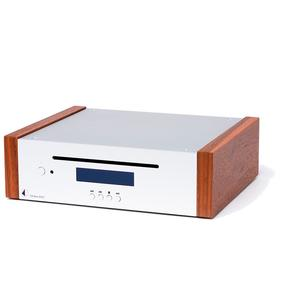 Pro-Ject CD Box DS2 T Silber / Rosenut