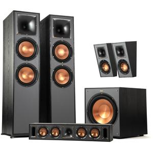 Klipsch R-820F 5.1 Home Theater System
