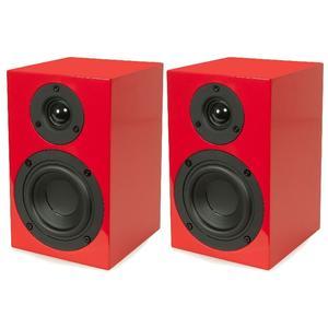 Pro-Ject Speaker Box 4 Rot (Paarpreis)