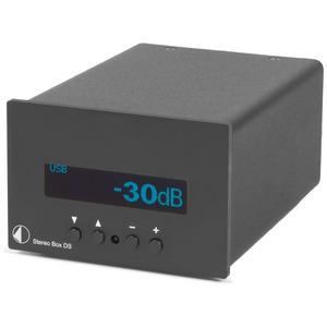 Pro-Ject Stereo Box DS Schwarz