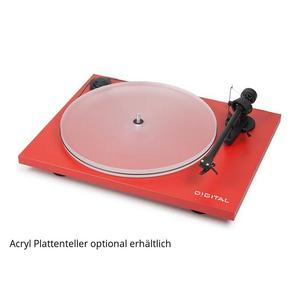 Pro-Ject Essential II DIGITAL Rot HG