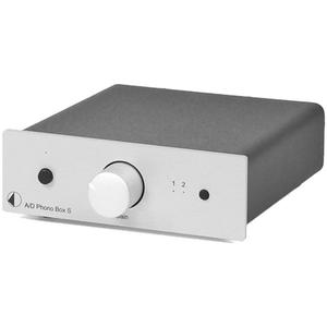 Pro-Ject A/D Phono Box S Silber