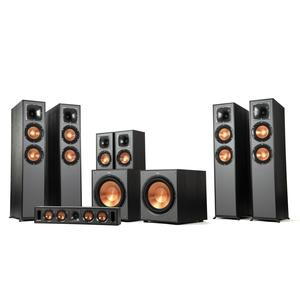 Klipsch R-625FA 7.2.4 Dolby Atmos Home Theater System