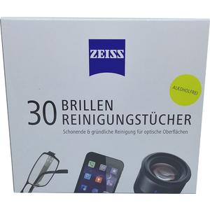 30 Brillenreinigungstücher