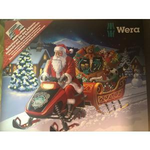 Wera Adventkalender 2019