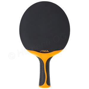 Seasons Flow Outdoor Tischtennisschläger, schwarz/orange