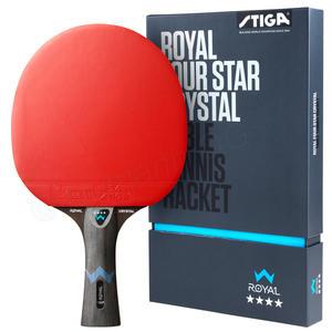 Royal Four Star Crystal Tischtennisschläger
