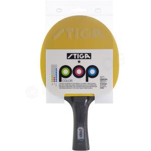 Tischtennisschläger Pop Color, gelb