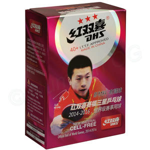 DHS 40+ 3 Stern Poly Tischtennisball