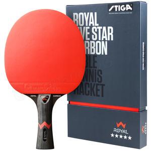 Royal Five Star Carbon Tischtennisschläger
