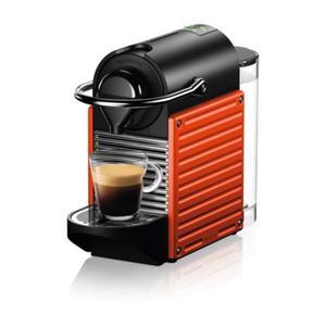 Krups Nespresso Pixie XN3045 - Nespresso Kapselmaschine - Electric Red