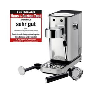 WMF Lumero Espresso - Siebträgermaschine - edelstahl