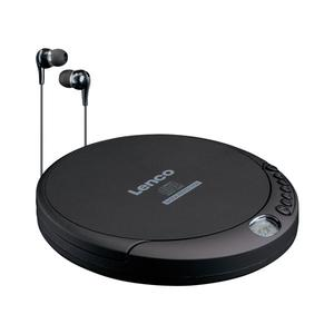 Lenco CD200 schwarz Discman