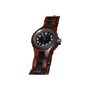 Bewell Holz Armbanduhr Uhr Armband Uhr Holzuhr Sandelholz Echtholz Damenuhr Geschenk Geschenkidee Unikat handmade