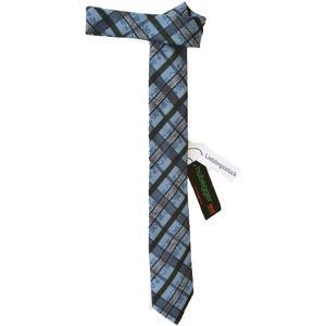 Hubegger Trachtenkrawatte Trachten Krawatte aus Seide Made in Austria rot blau silber Trachtenhochzeit Oktoberfest Anzug