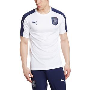 PUMA Italien Trikot Figc Italia Stadium Jersey Trikot Puma White Fußballtrikot