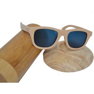 Holz Sonnenbrille Brille polarisiert UV400-Schutz aus echtem Ahornholz Brille UV Schutz handmade Geschenk Geschenkidee Unikat handmade