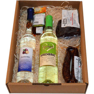 Geschenk Box Wild + Most-Mix-Box