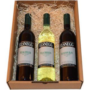 Wein - Geschenkbox Elsnegg Wein-Box: