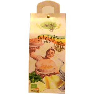 Erlebnis - Nudeln mit Dinkel, 300g, BIO Pasta Kohl
