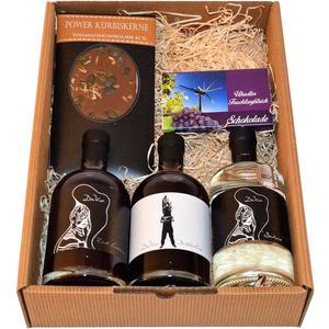 Geschenkbox Gin-Schokoladen-Box