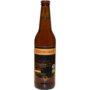 Bier - EDERS BIO Weizen - Bier hell, 0,5l