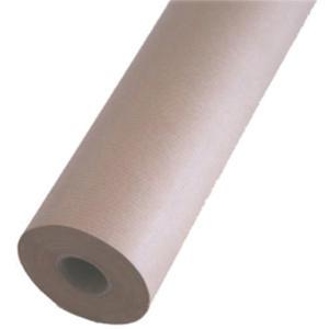 Imikraft Packpapier Kraftpapier Unterlegpapier Geschenkpapier 15cmx50m, braun