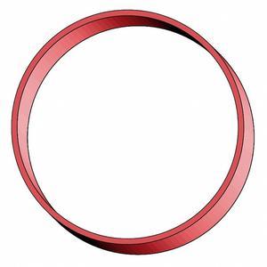 Gummiringe Gummibänder Ø 80mm, 3 mm in rot, ca. 650 Stk., 1000 gr.- 1 kg.