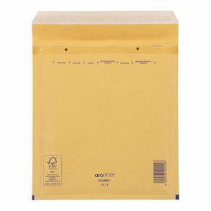 AROFOL CLASSIC Luftpolstertasche 5/E-15, 220x265mm, für B5+, braun