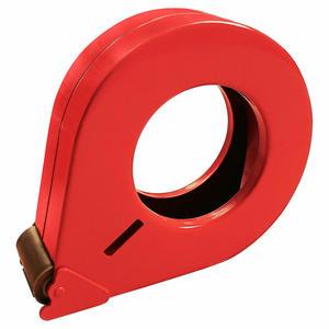 Handabroller aus Metall, robuste geschlossene Ausführung für 38mm Bänder