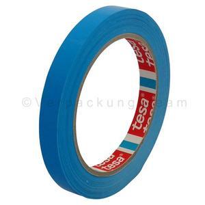 144 Stk Klebeband Markierungsband tesafilm® 4204 PVC, 12mmx66m, blau