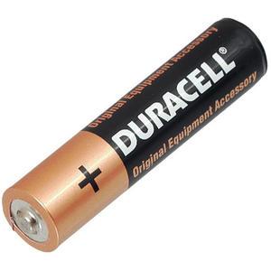 50 Stk Duracell Micro Alkaline Batterien MN2400 LR03/AAA | 1,5 Volt, 10 Stk
