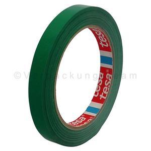 144 Stk Klebeband Markierungsband tesafilm 4204 PVC, 12mmx66m, grün