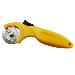 Rotationsmesser Rollmesser Rollcutter `Roller Blade` 45mm mit Sicherheitsklinge